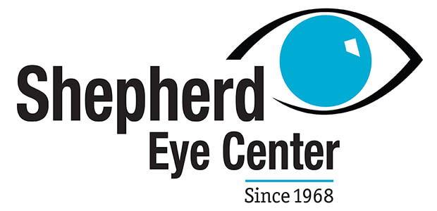 Shepherd Eye Center - Since 1968 Logo